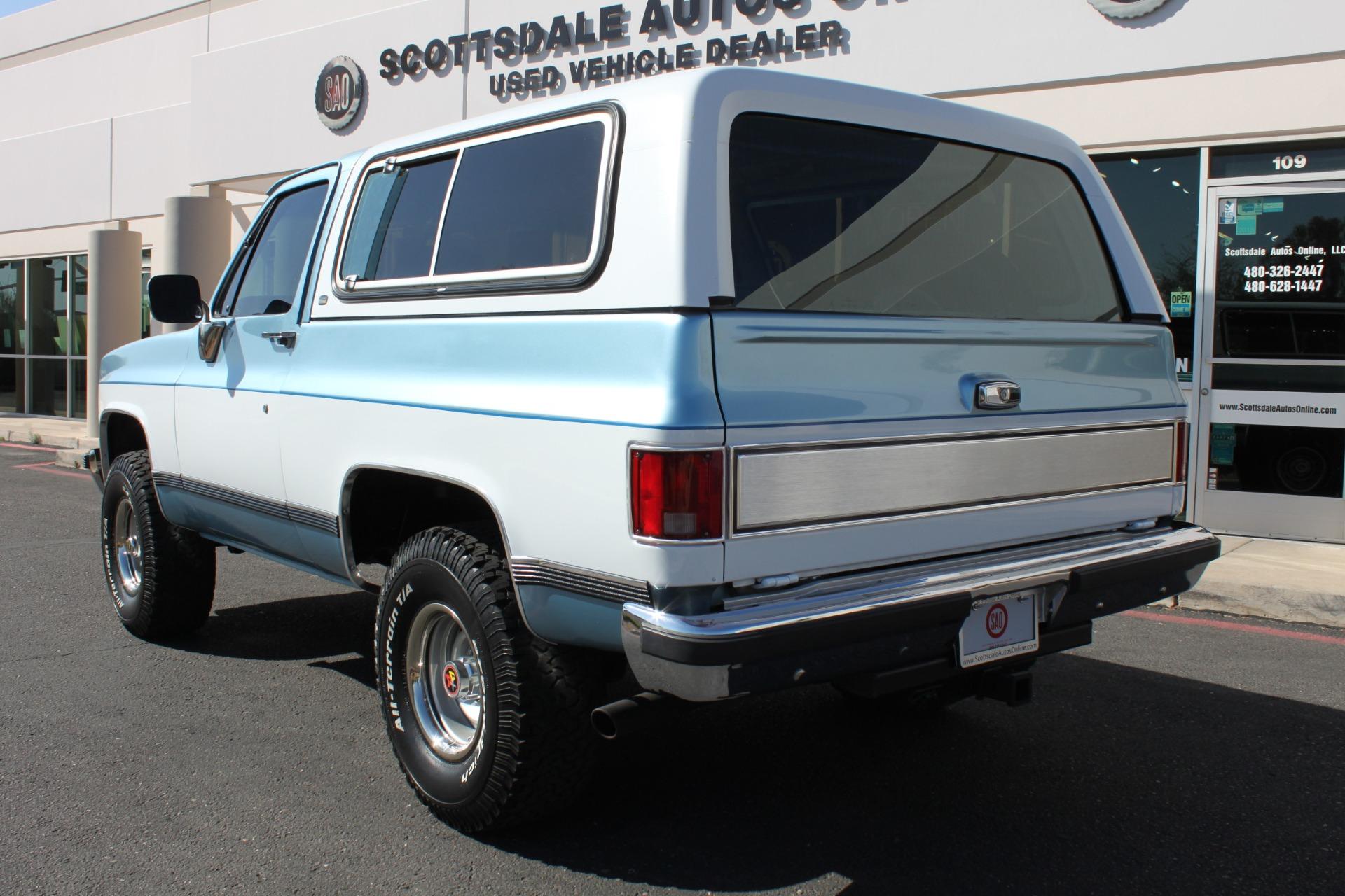 Used-1989-Chevrolet-K5-Blazer-4X4-Grand-Wagoneer
