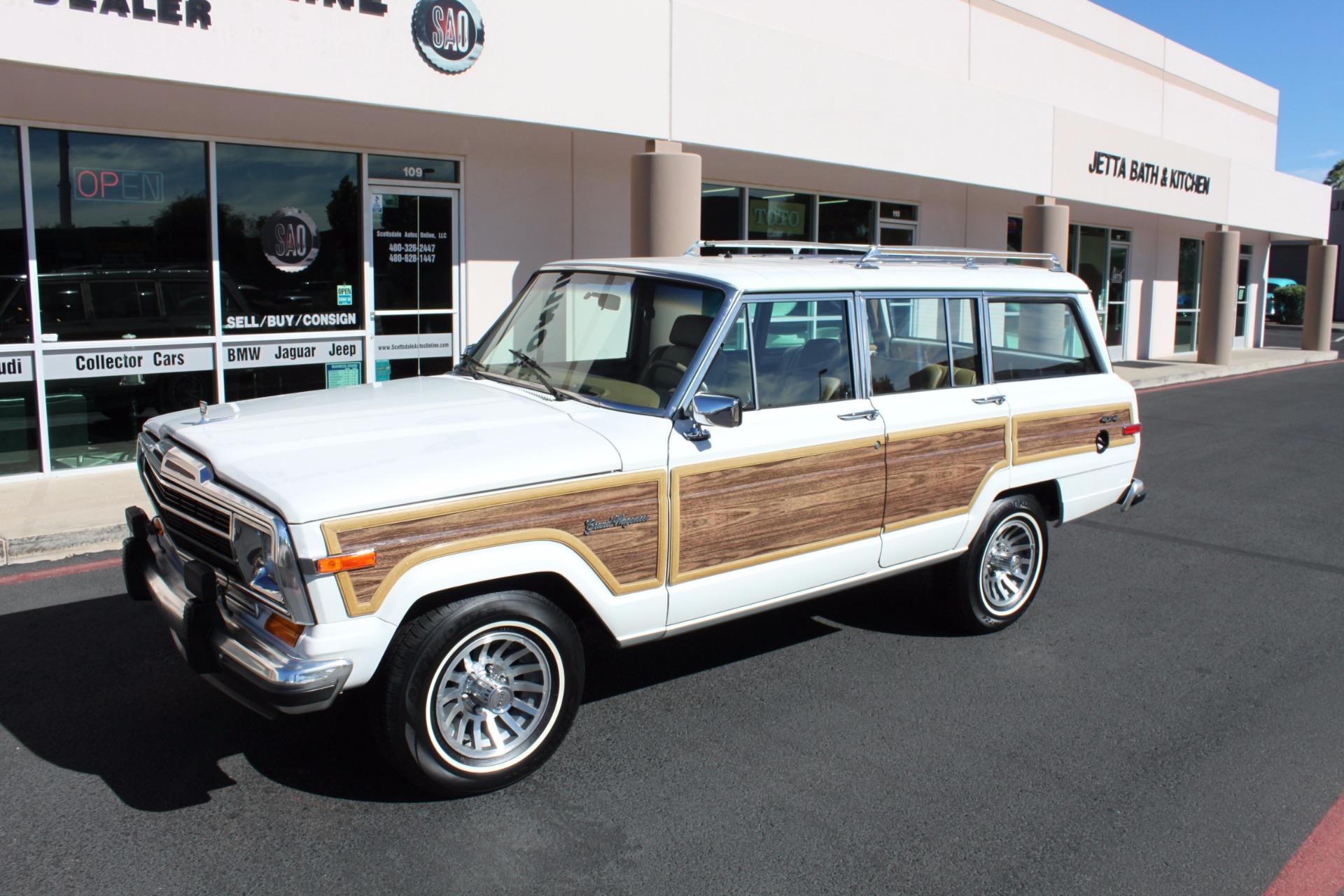Used-1988-Jeep-Grand-Wagoneer-Limited-4X4