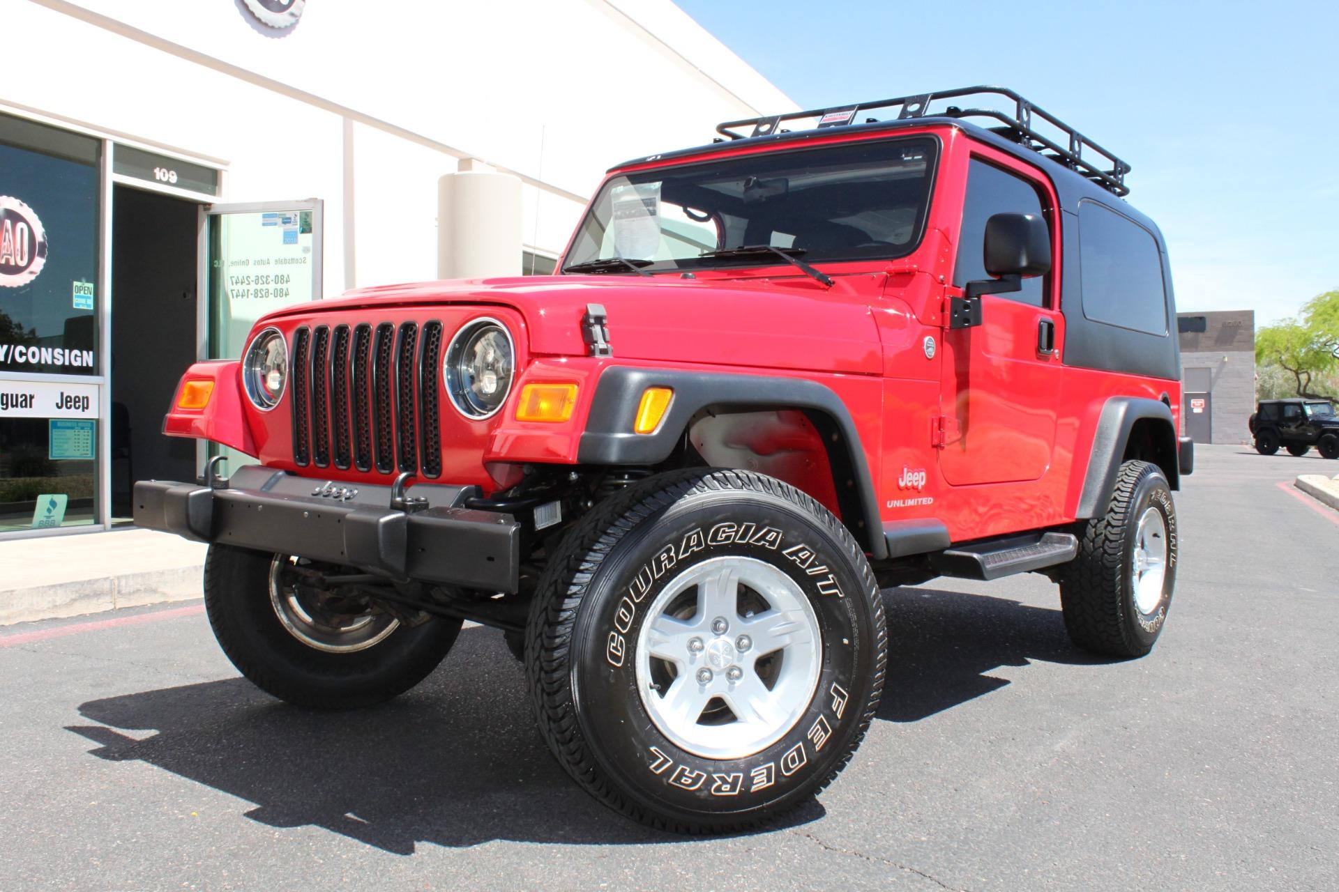 Used 2006 Jeep Wrangler 4X4 LJ <span>Unlimited LWB</span>   Scottsdale, AZ