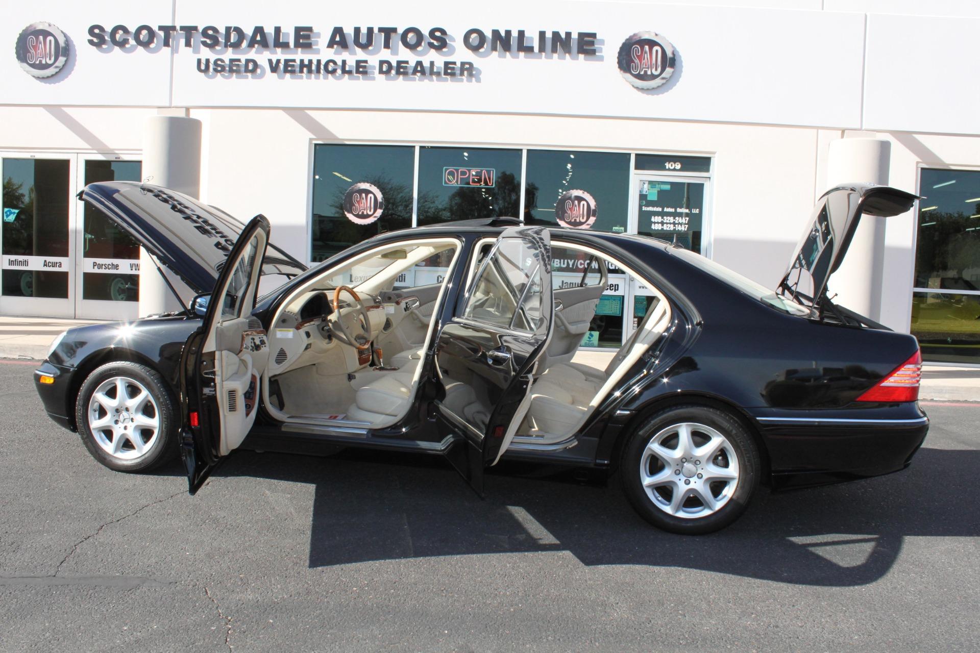 Used-2006-Mercedes-Benz-S-Class-43L-Jaguar