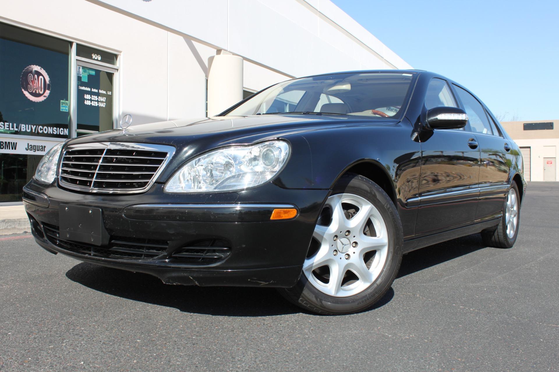 Used 2006 Mercedes-Benz S-Class <span>4.3L</span> | Scottsdale, AZ