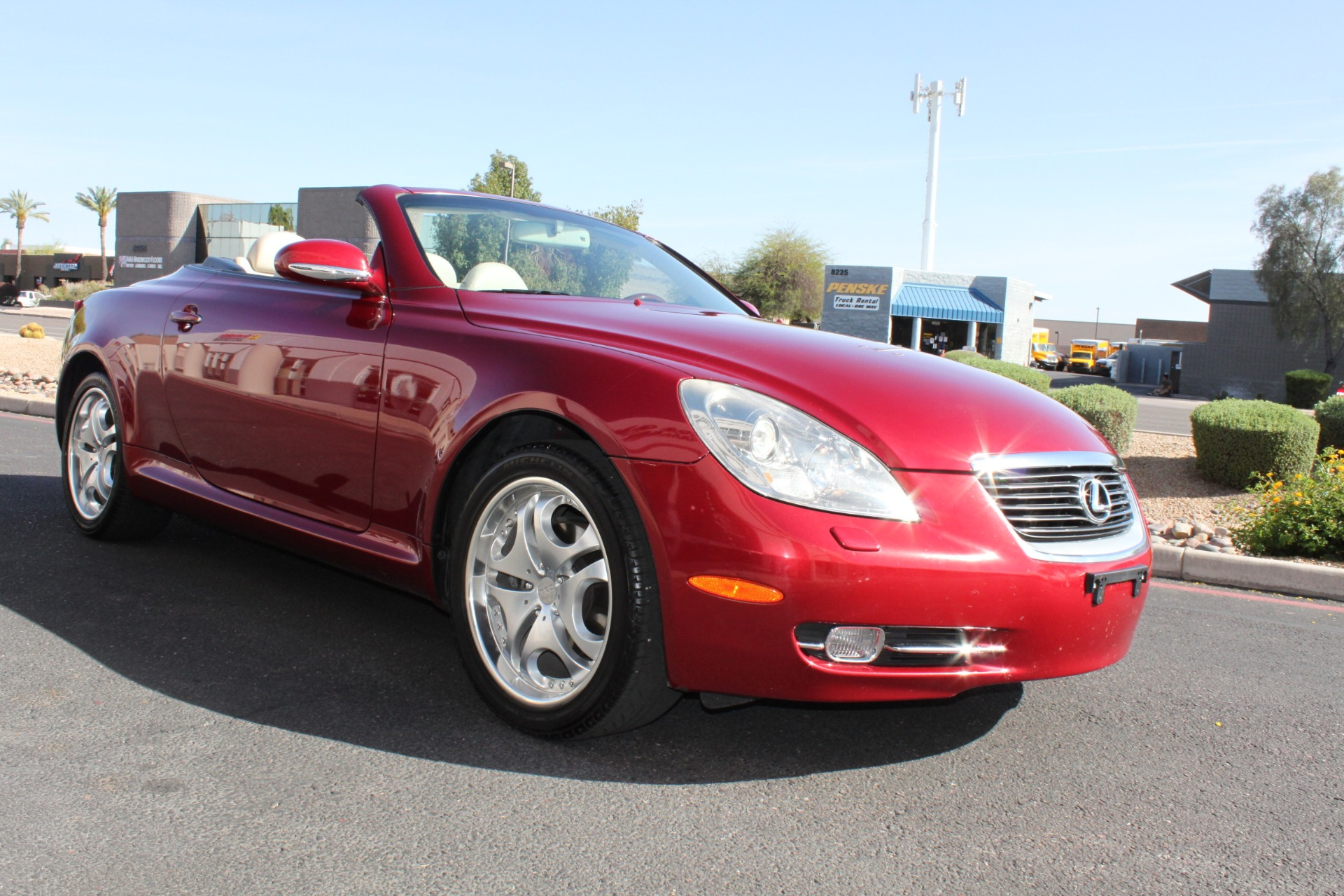 Used-2006-Lexus-SC-430-Mercedes-Benz