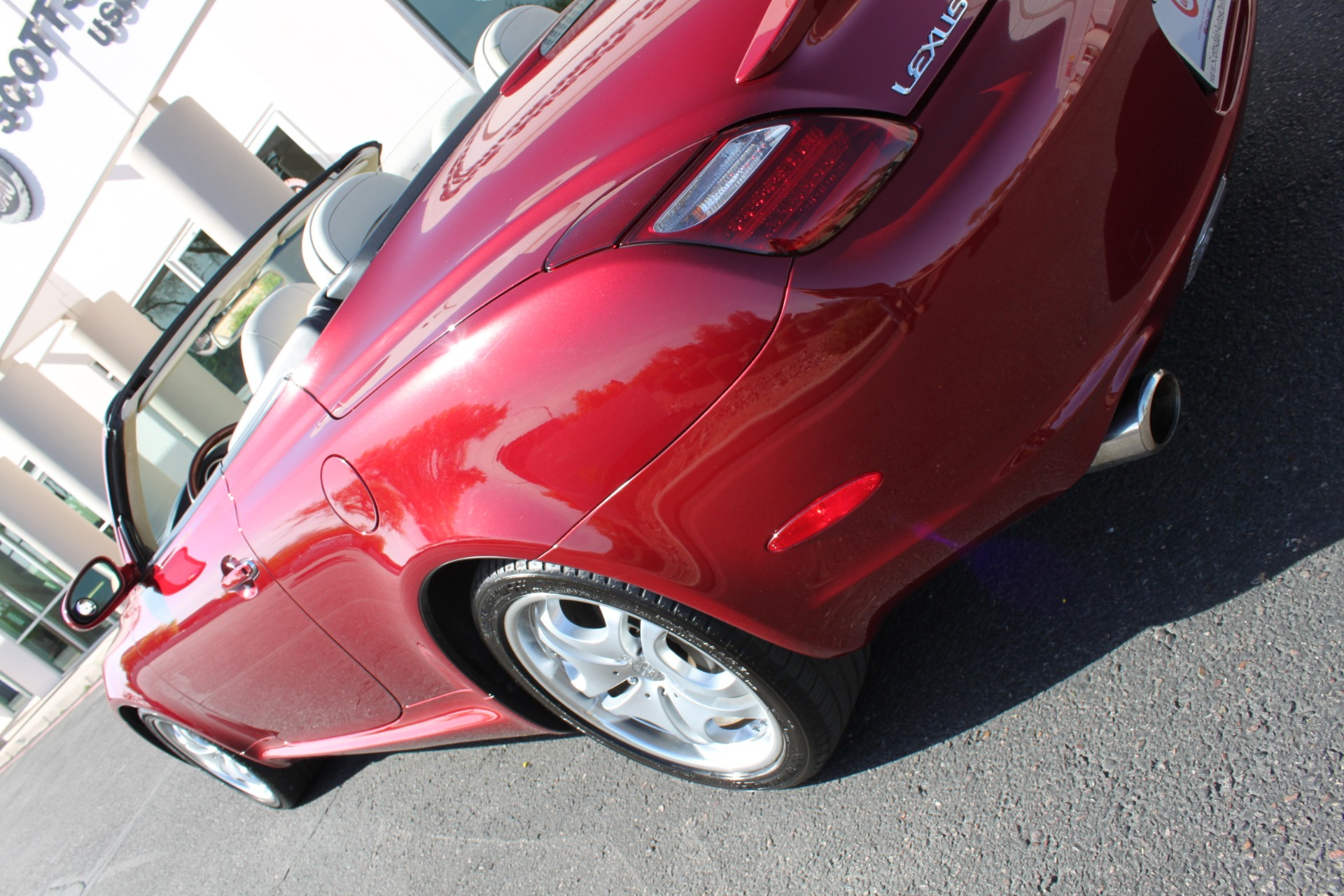 Used-2006-Lexus-SC-430-Alfa-Romeo