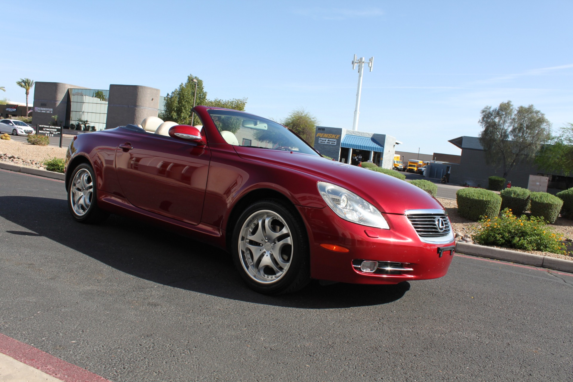 Used-2006-Lexus-SC-430-Mini