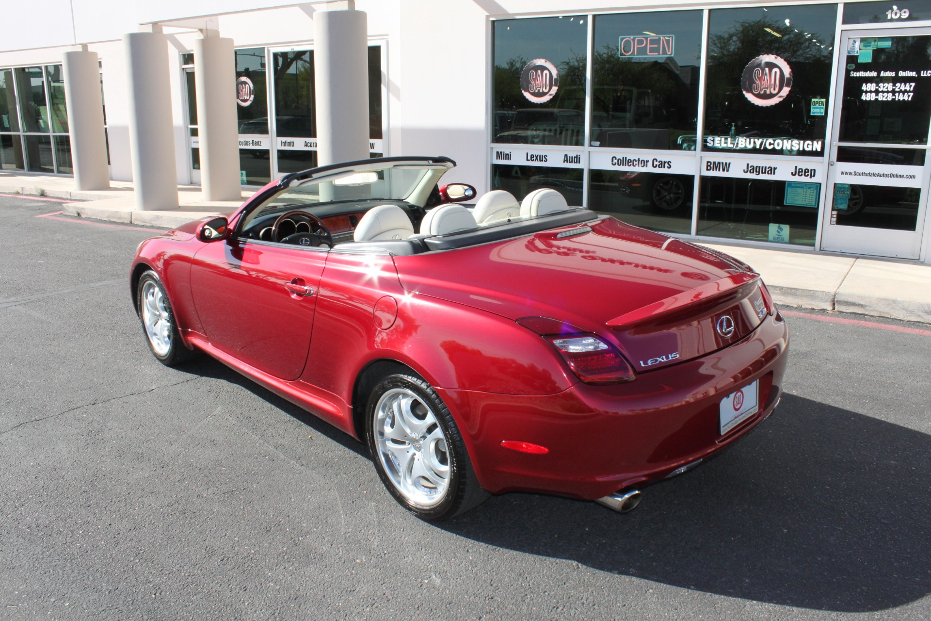 Used-2006-Lexus-SC-430-Ford