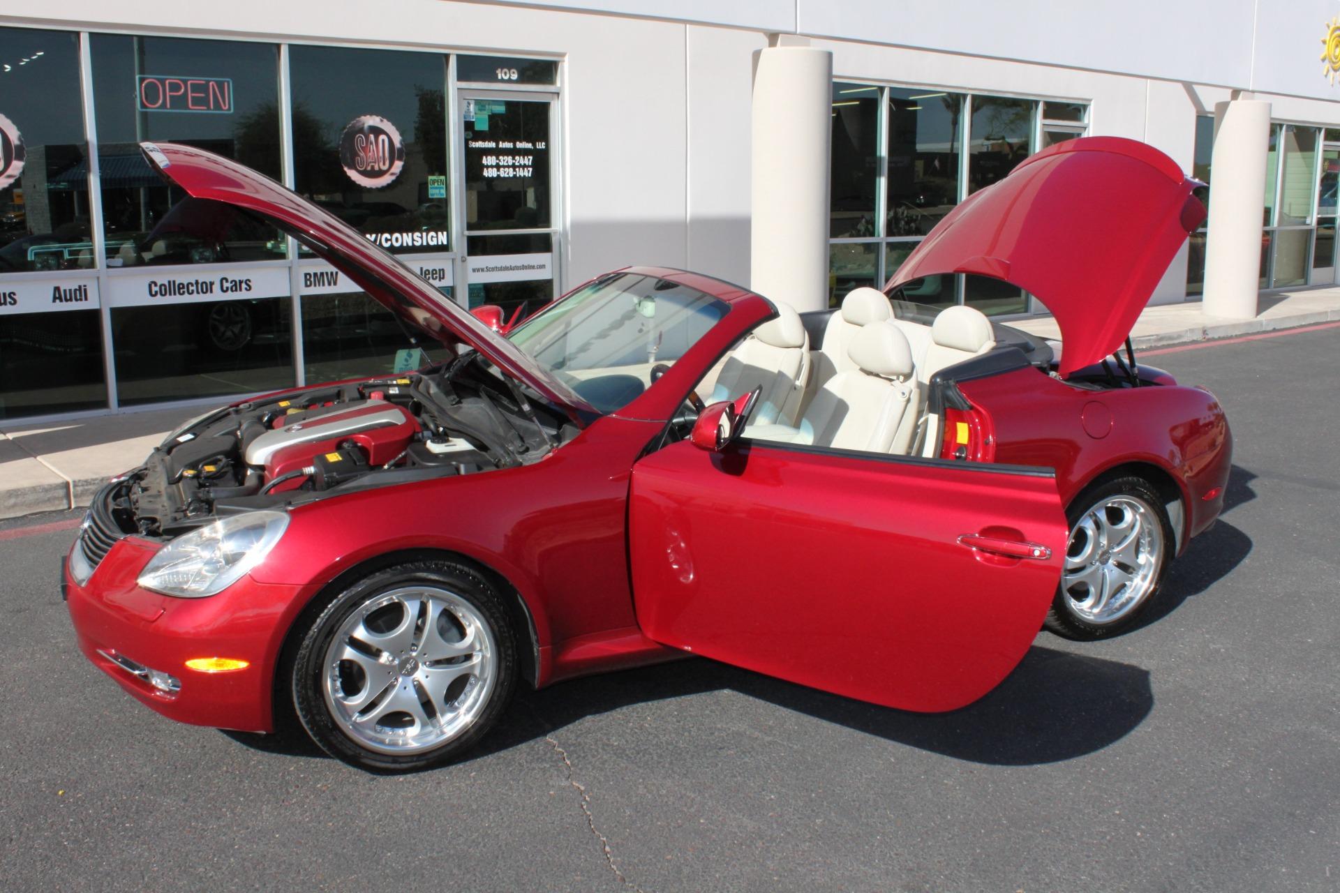 Used-2006-Lexus-SC-430-Ferrari