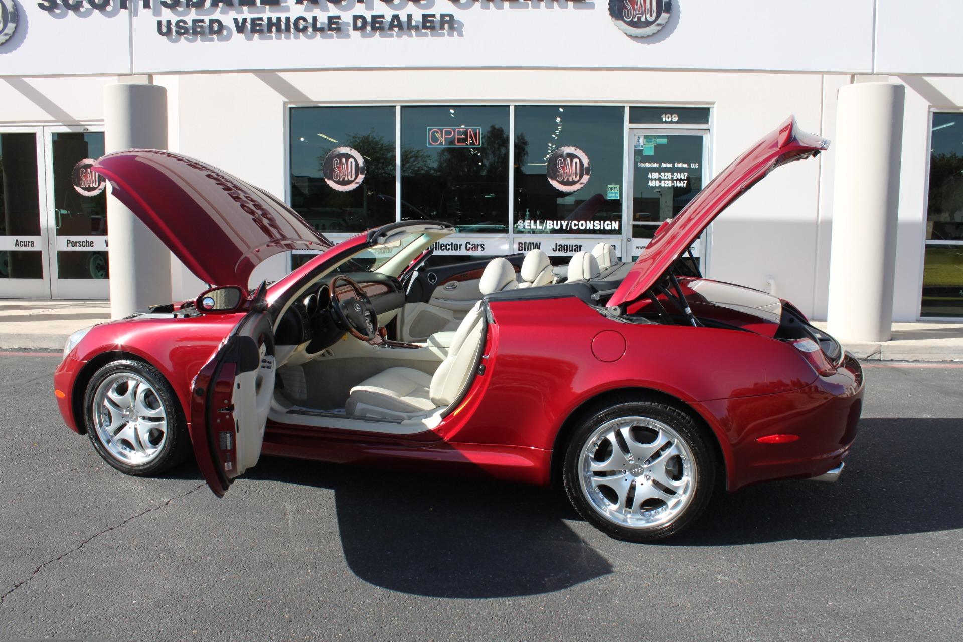 Used-2006-Lexus-SC-430-Lamborghini