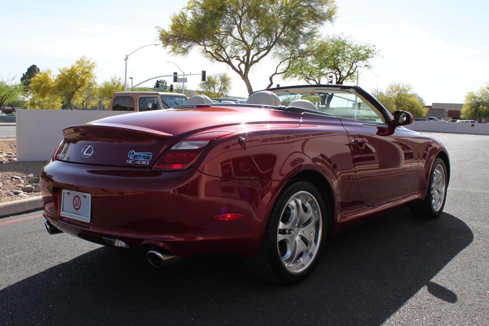 Used-2006-Lexus-SC-430-Chrysler