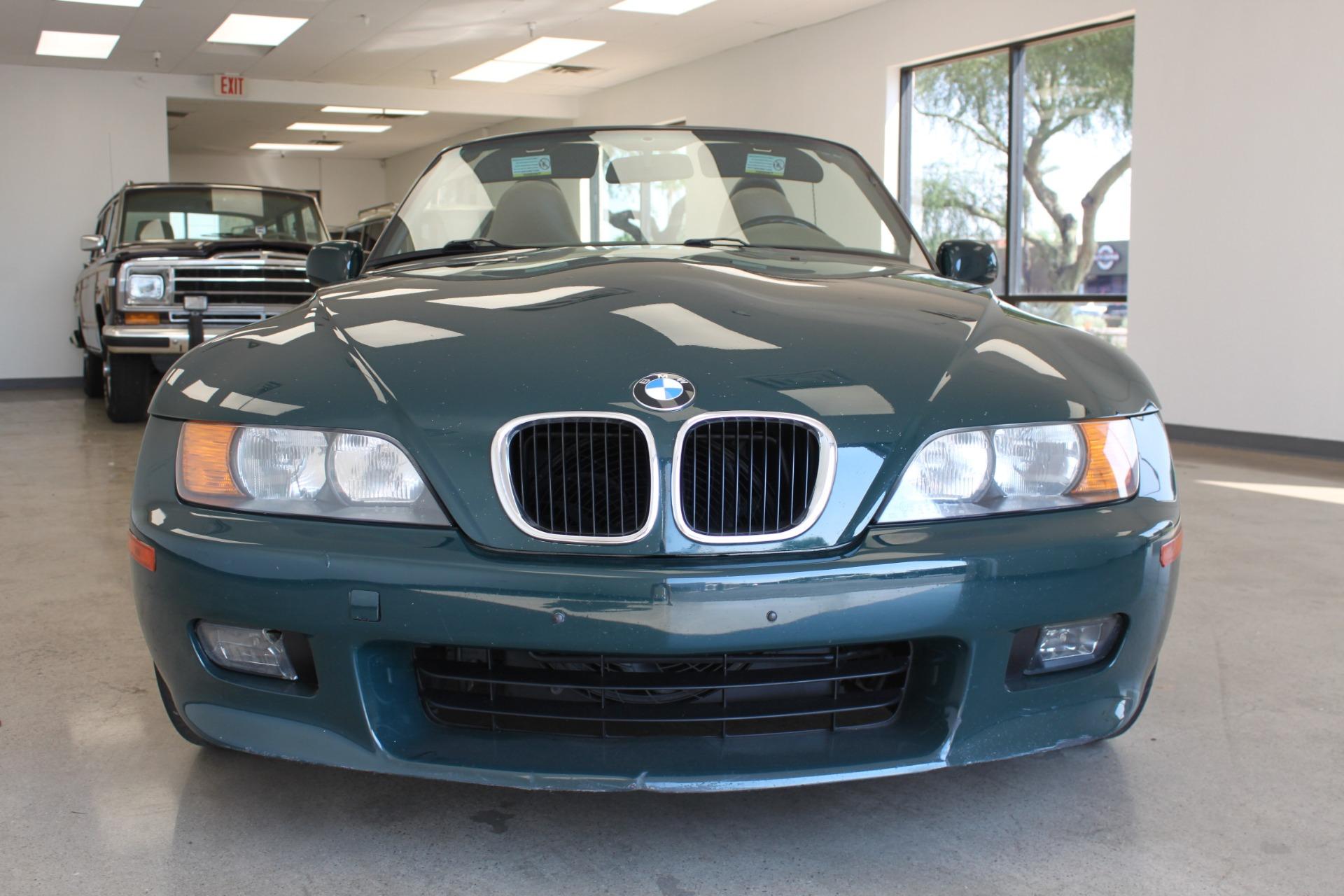 Used-1999-BMW-Z3-25L-Wrangler
