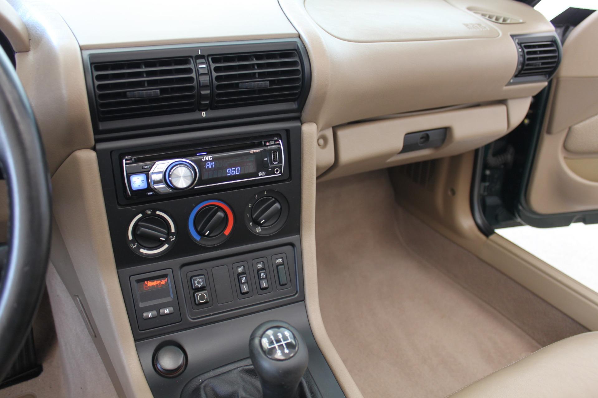 Used-1999-BMW-Z3-25L-BMW