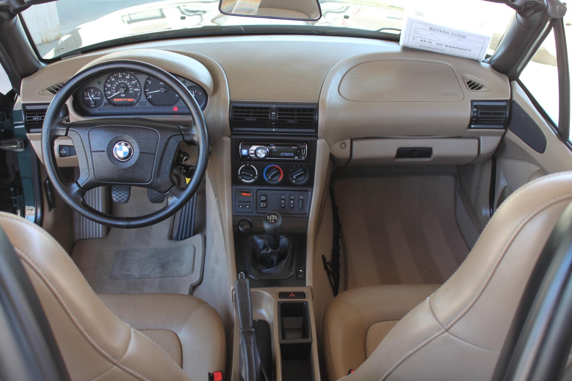 Used-1999-BMW-Z3-25L-vintage