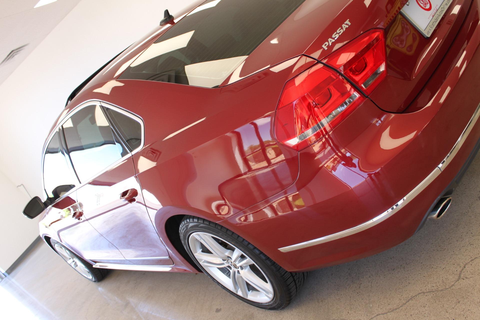 Used-2015-Volkswagen-Passat-18T-SE-w/Sunroof---Nav-4X4