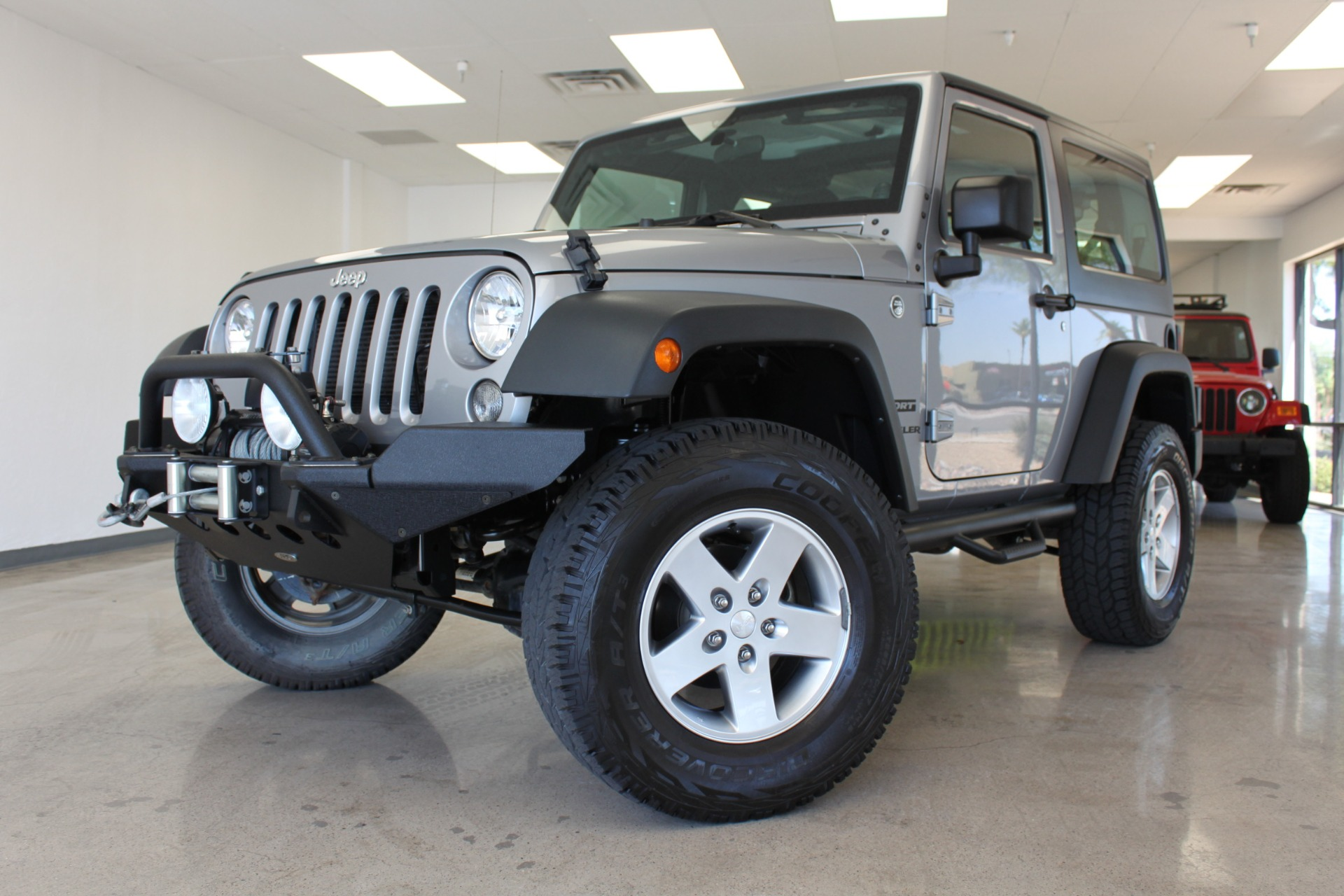Used 2014 Jeep Wrangler <span>Sport 4X4 Hard Top</span> | Scottsdale, AZ