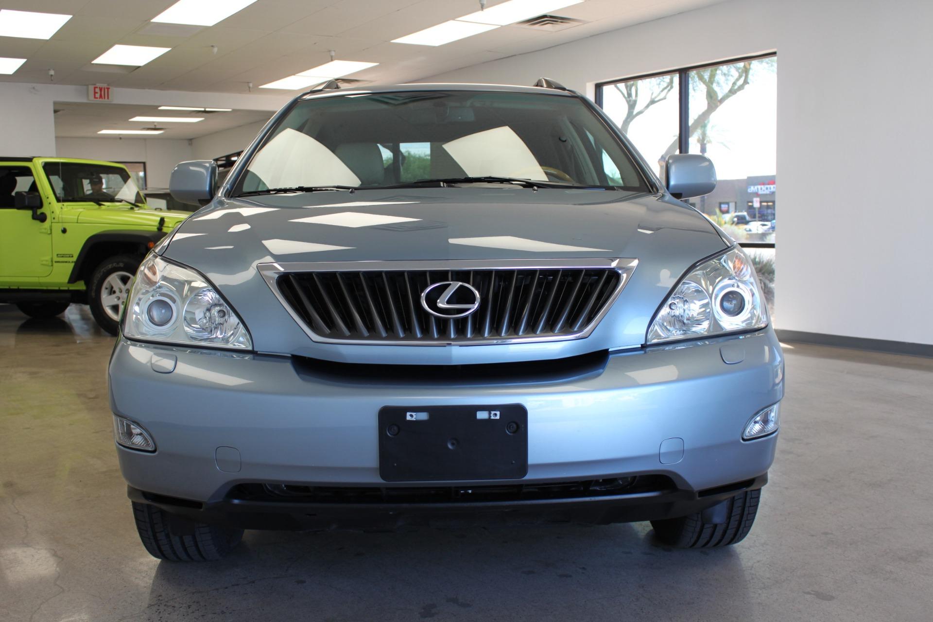 Used-2008-Lexus-RX-350-Wrangler