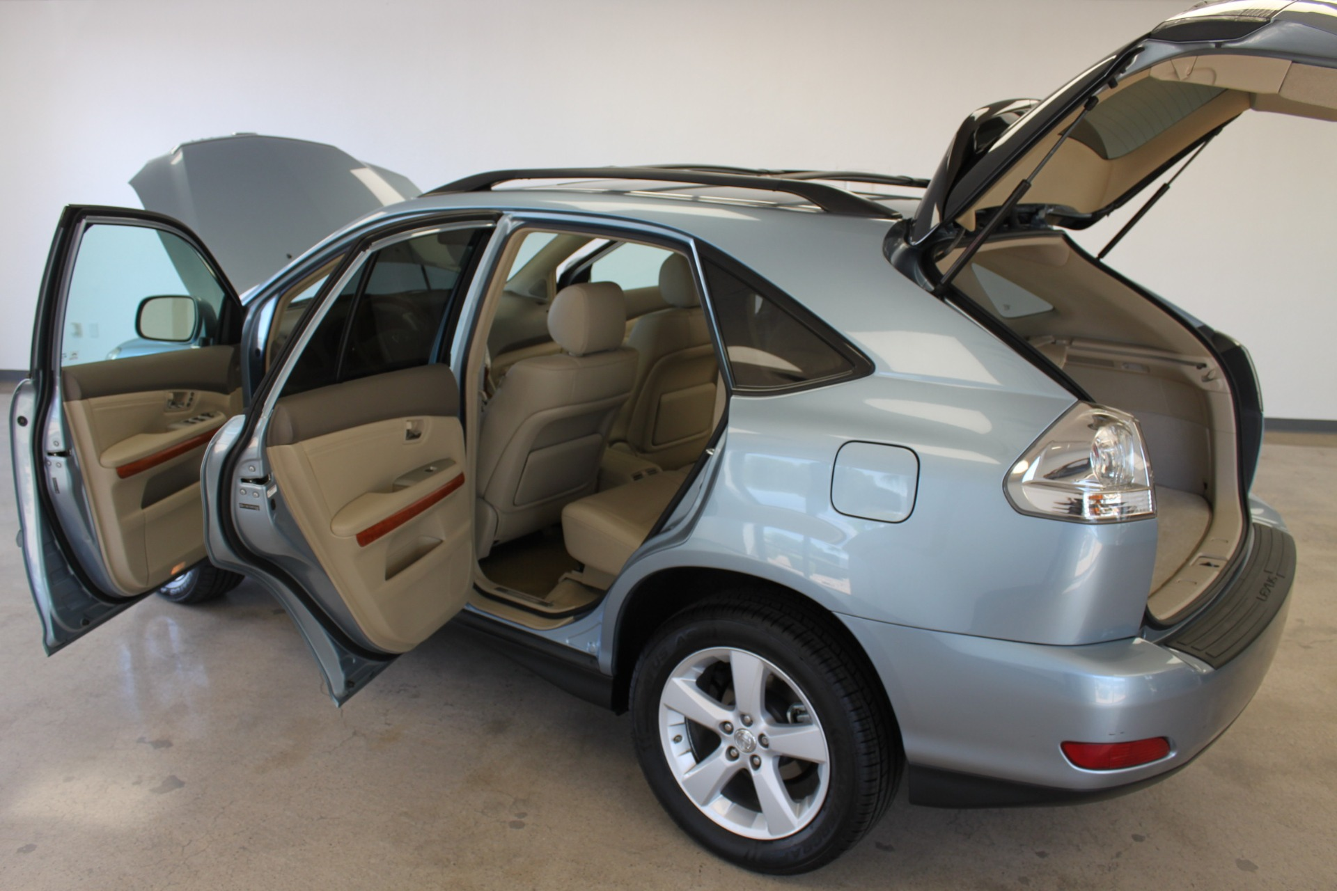 Used-2008-Lexus-RX-350-Ford