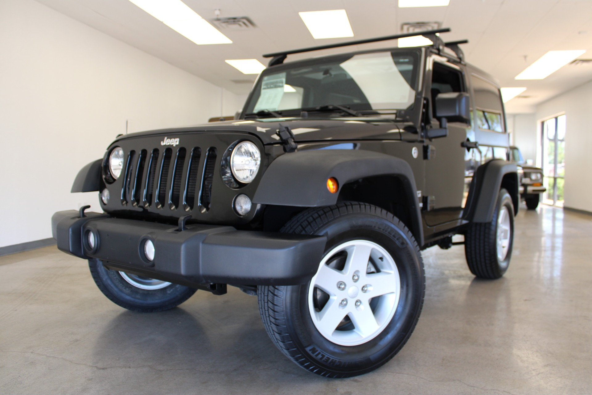 Used 2015 Jeep Wrangler <span>Sport</span>   Scottsdale, AZ