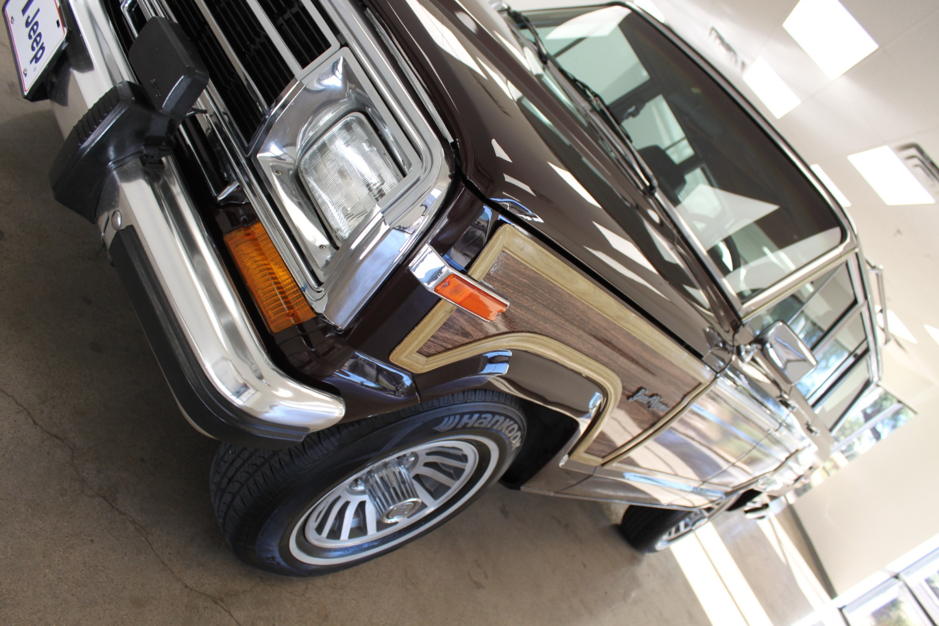 Used-1989-Jeep-Grand-Wagoneer-Limited-4X4-Honda-for-sale-Highland-park