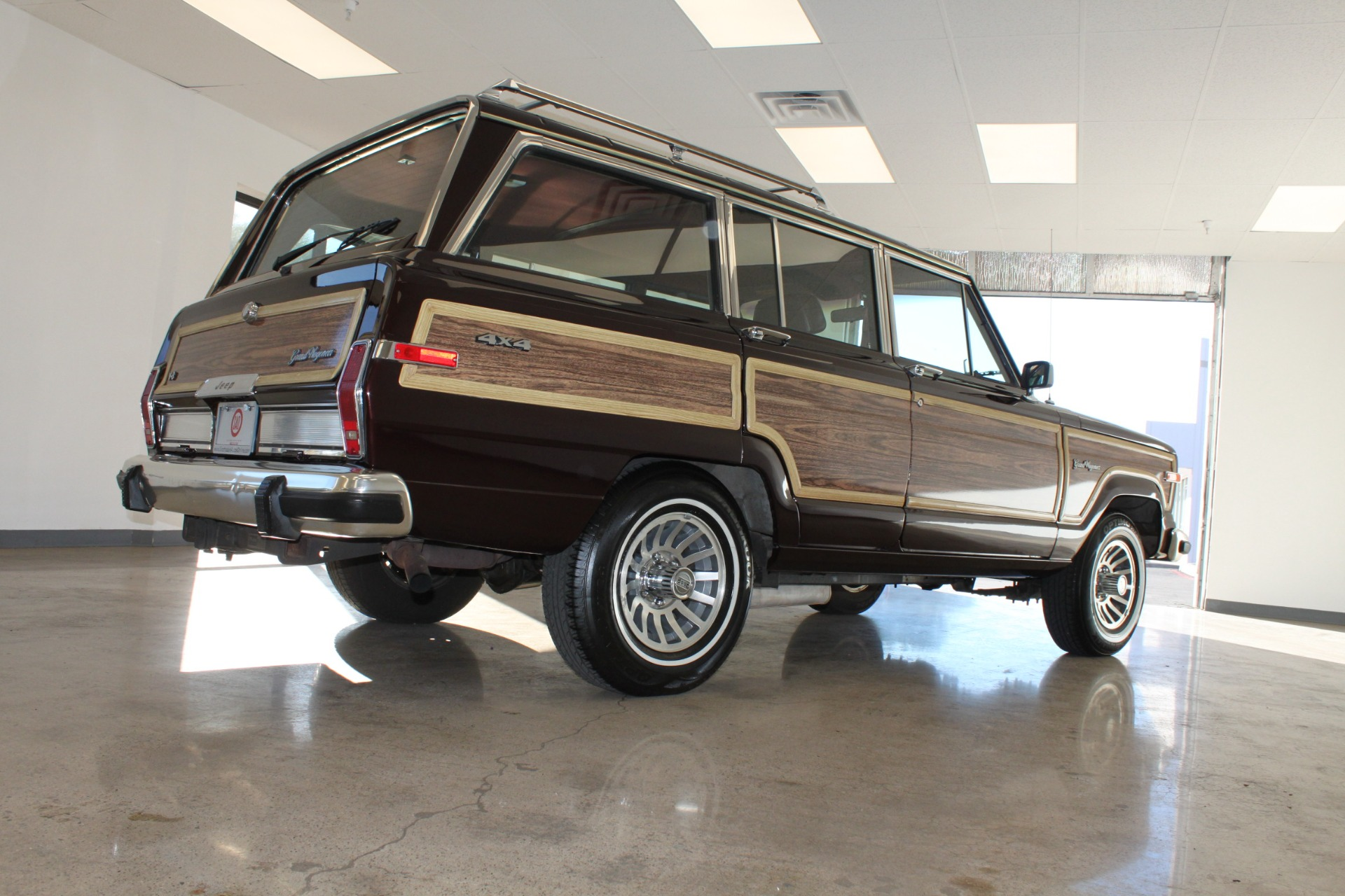 Jeep Grand Wagoneers Full Professional Ground Up >> Jeep Grand Wagoneers Full Professional Ground Up 2019 2020 Top