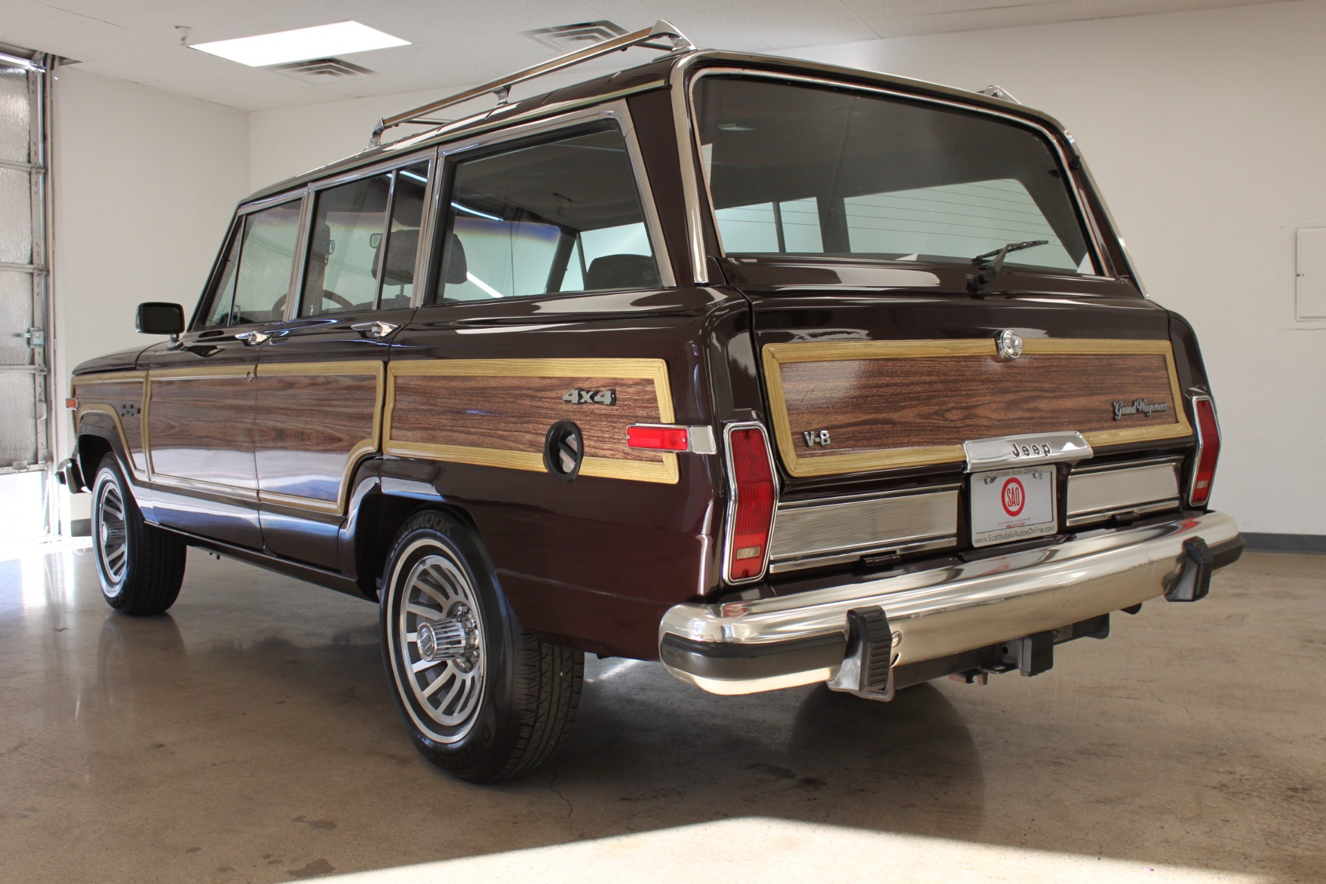 Used-1989-Jeep-Grand-Wagoneer-Limited-4X4-Audi-Service-Libertyville-IL
