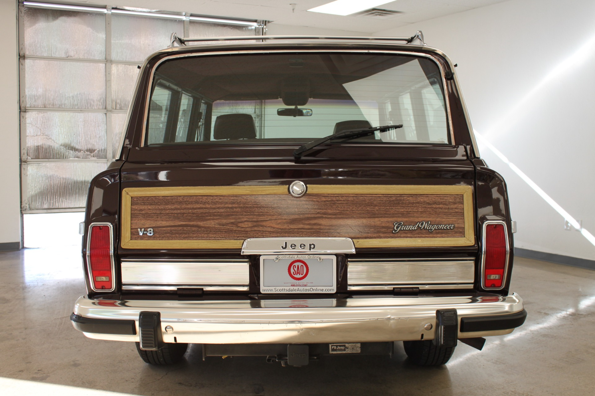 Used-1989-Jeep-Grand-Wagoneer-Limited-4X4-Classic