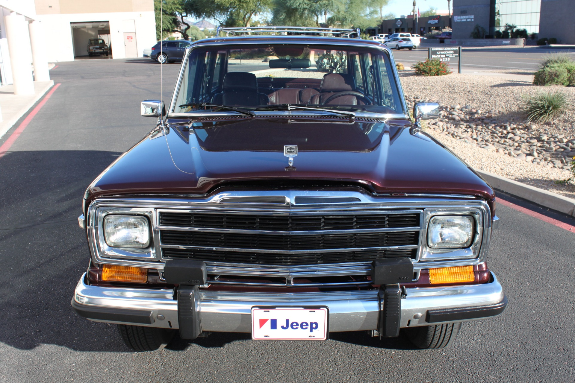 Used-1989-Jeep-Grand-Wagoneer-Limited-4X4-New-use-car-dealer-IL