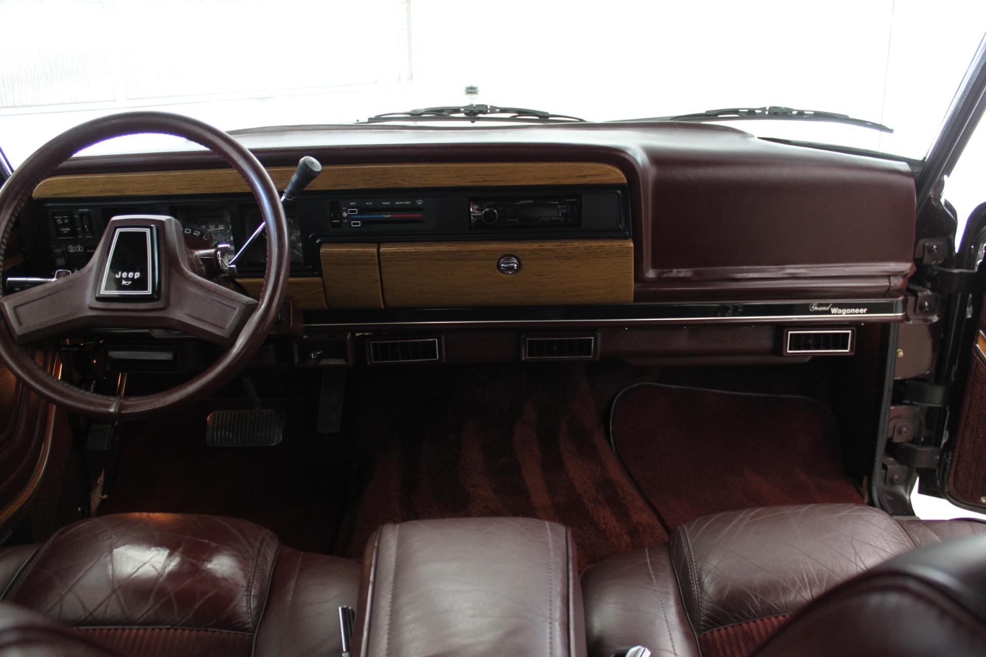 Used-1989-Jeep-Grand-Wagoneer-Limited-4X4-Used-Mazdas-Gurnee