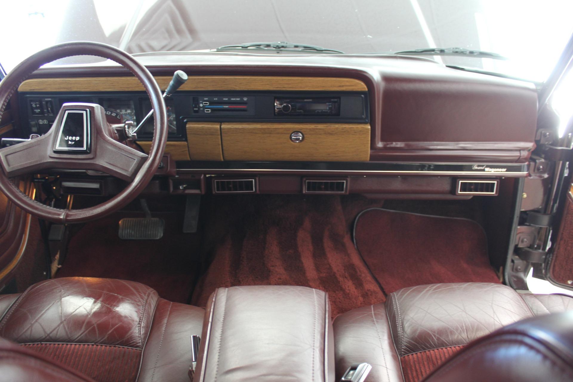 Used-1989-Jeep-Grand-Wagoneer-Limited-4X4-Luxury-Cars-Lake-County