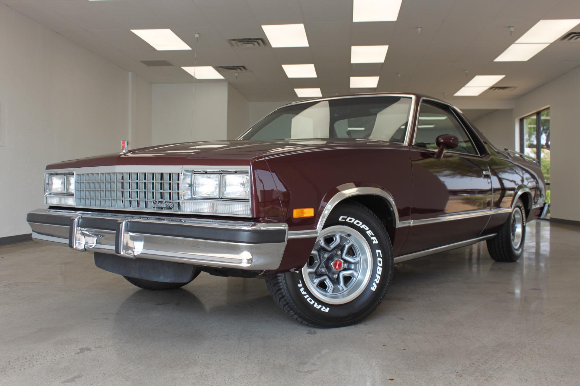 Used 1984 GMC Caballero <span></span>   Scottsdale, AZ