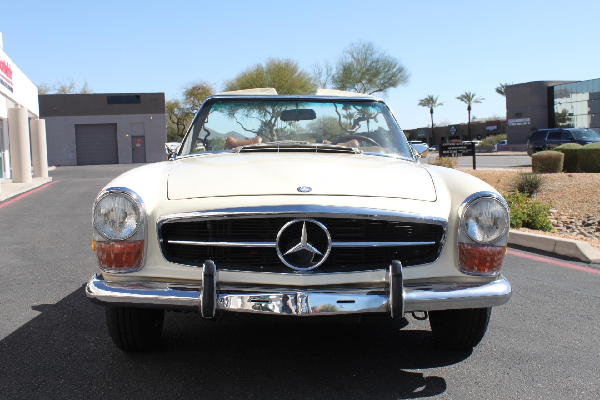Used-1971-Mercedes-Benz-280SL-Convertible-Cherokee