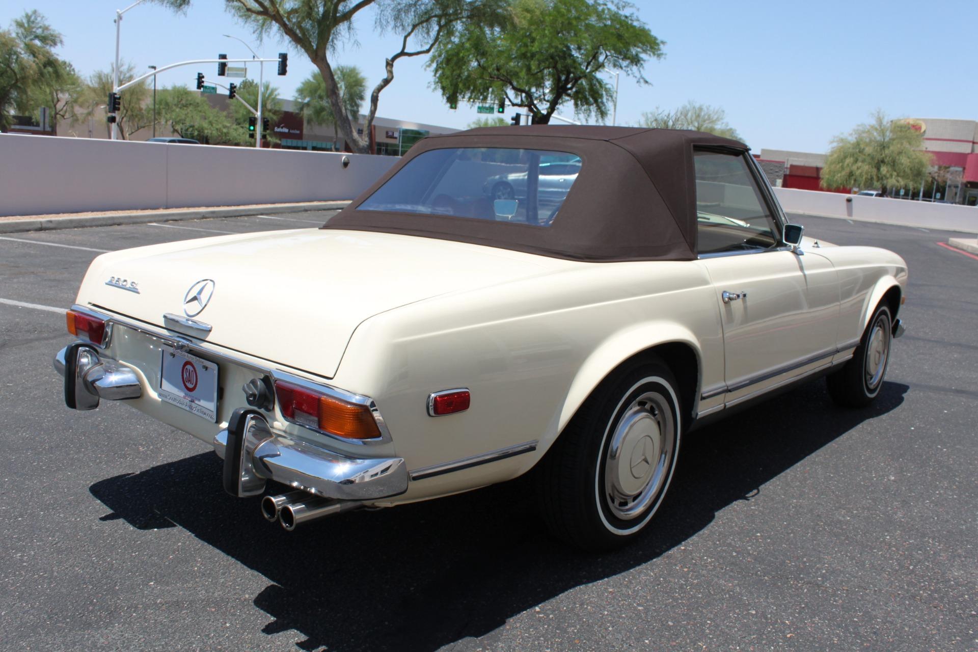 Used-1971-Mercedes-Benz-280SL-Convertible-Camaro