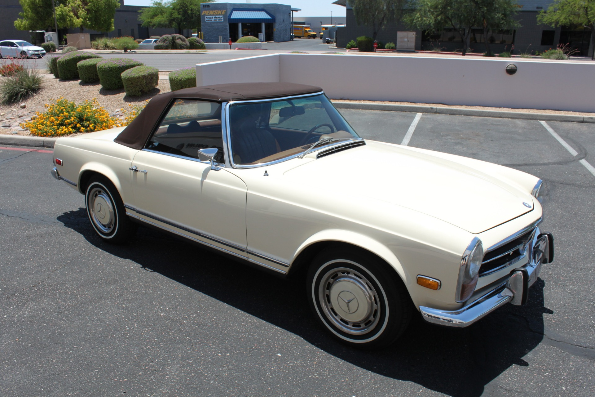Used-1971-Mercedes-Benz-280SL-Convertible-Chevelle