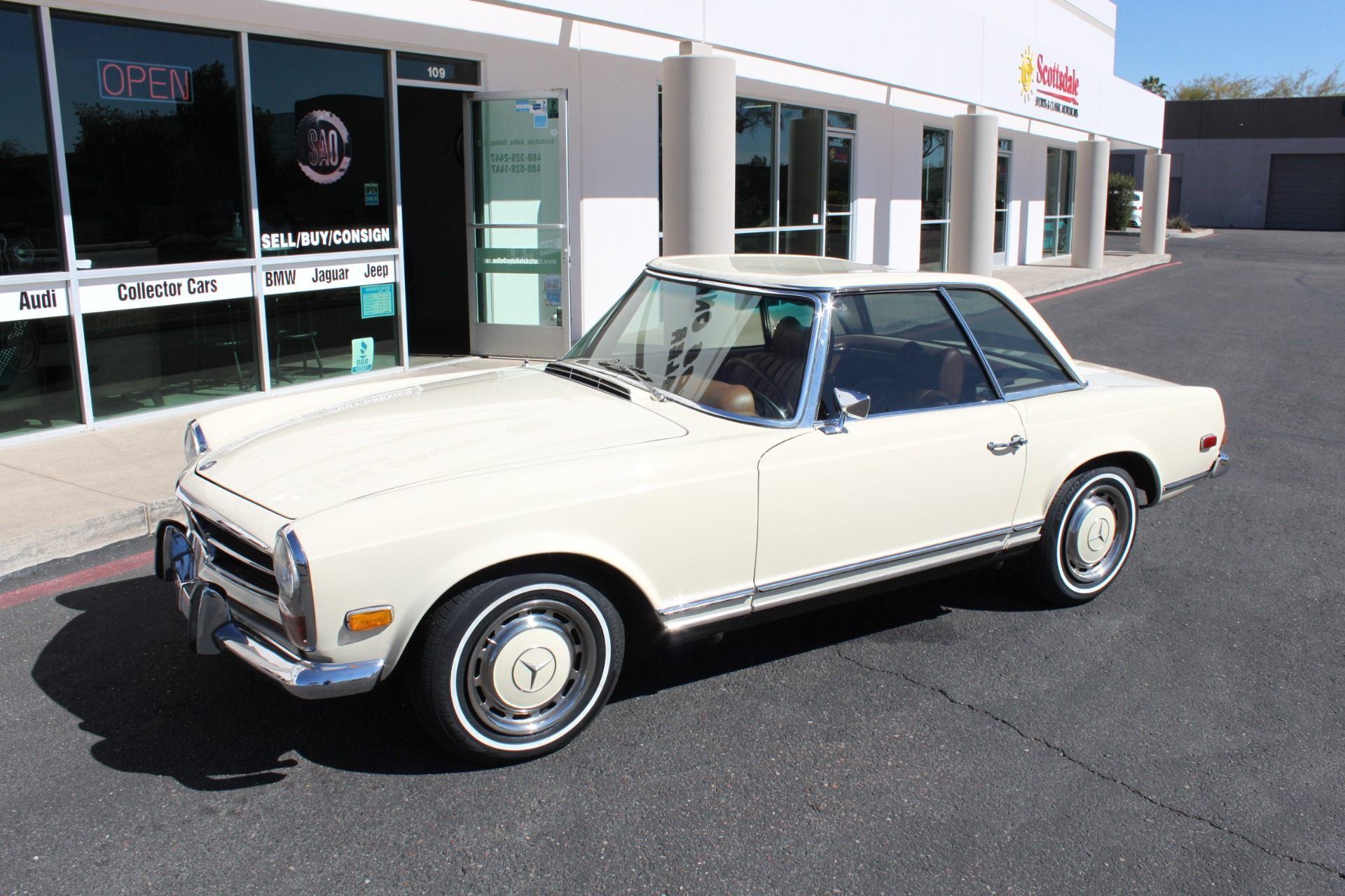 Used-1971-Mercedes-Benz-280SL-Convertible-Land-Cruiser