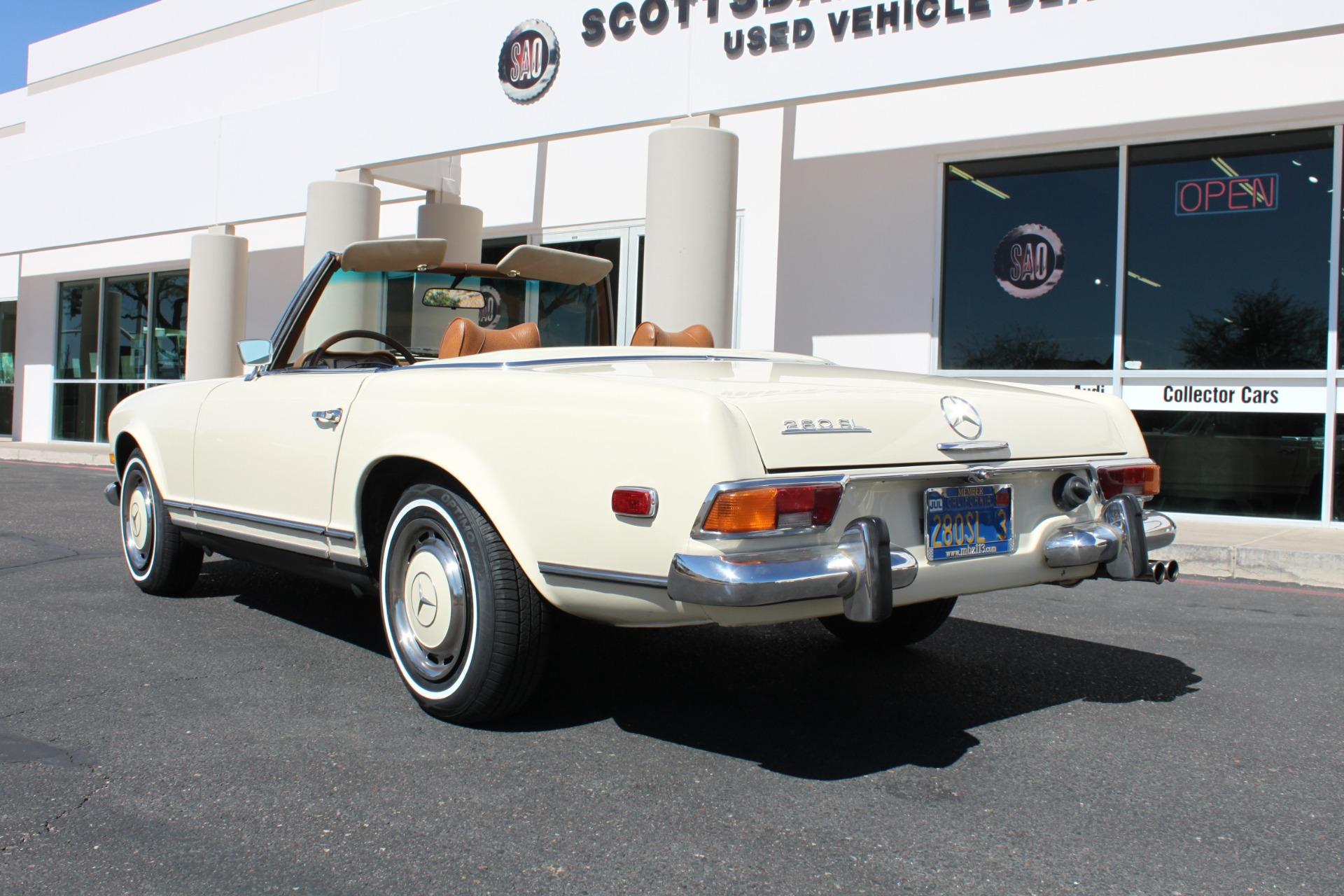Used-1971-Mercedes-Benz-280SL-Convertible-Grand-Wagoneer