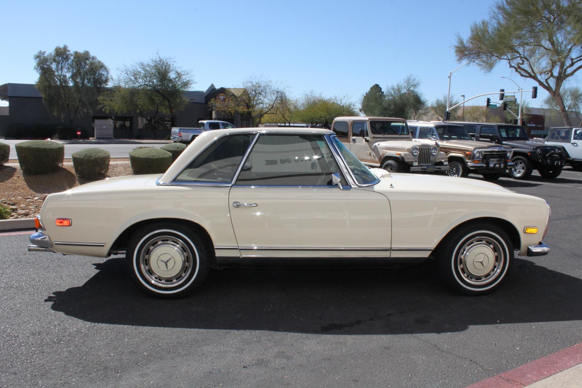 Used-1971-Mercedes-Benz-280SL-Convertible-Jaguar