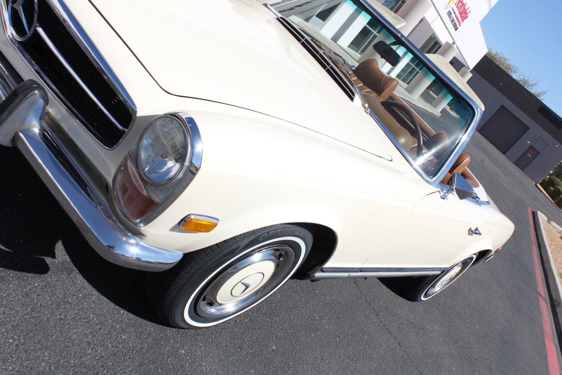 Used-1971-Mercedes-Benz-280SL-Convertible-Mopar