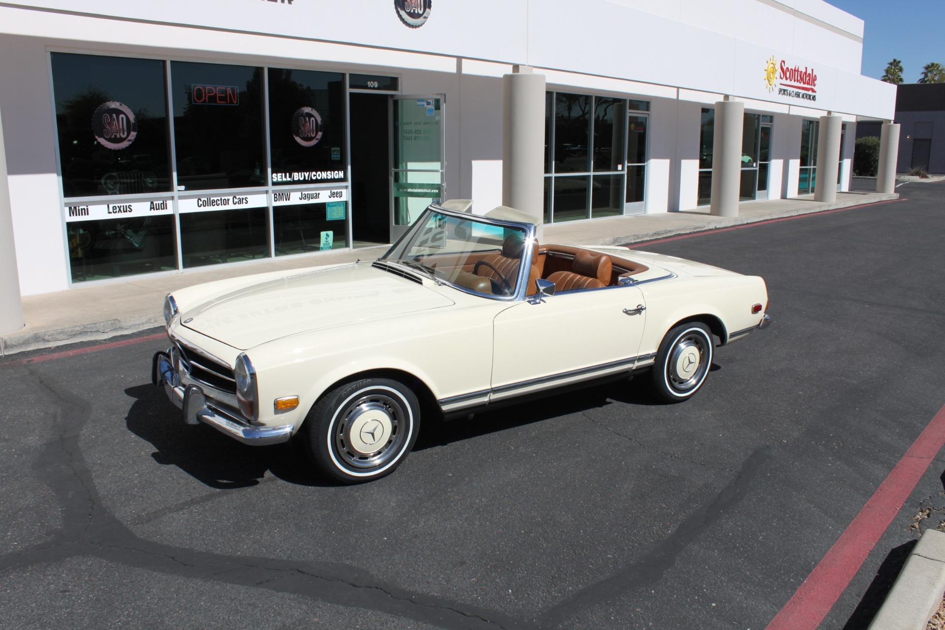 Used-1971-Mercedes-Benz-280SL-Convertible-vintage