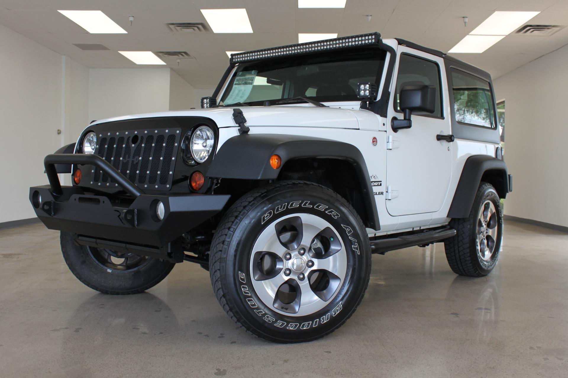 Used 2013 Jeep Wrangler <span>Sport 4X4</span> | Scottsdale, AZ