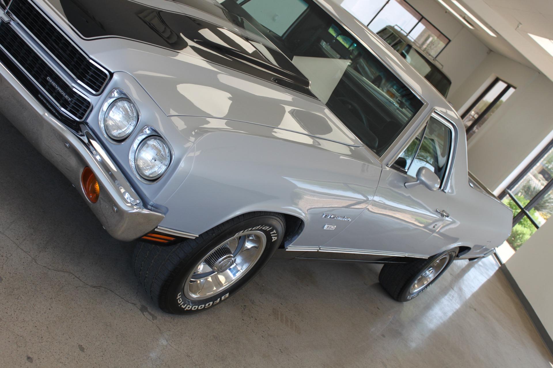 Used-1970-Chevrolet-El-Camino-Custom-350-ci-4X4
