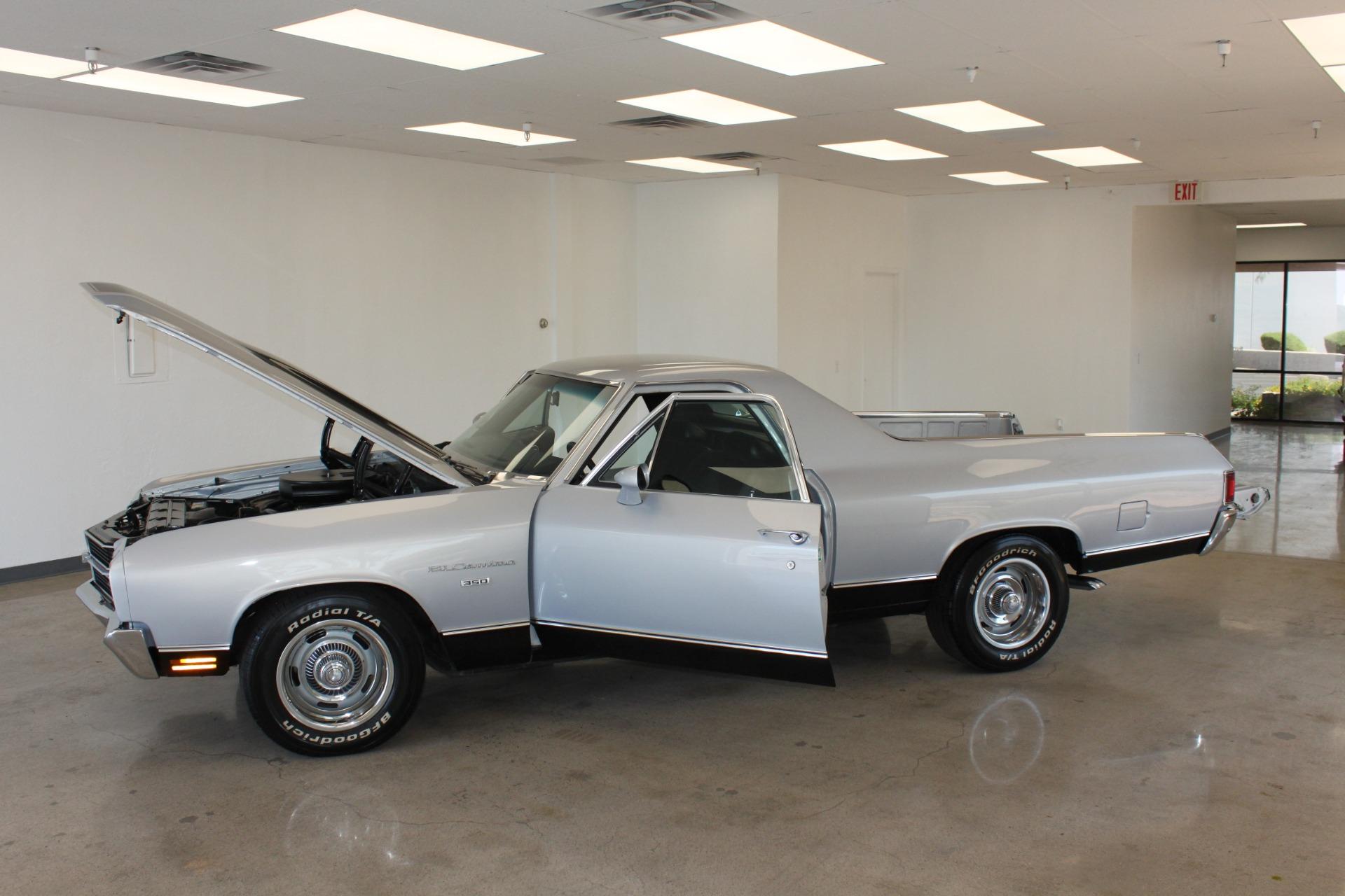 Used-1970-Chevrolet-El-Camino-Custom-350-ci-XJ
