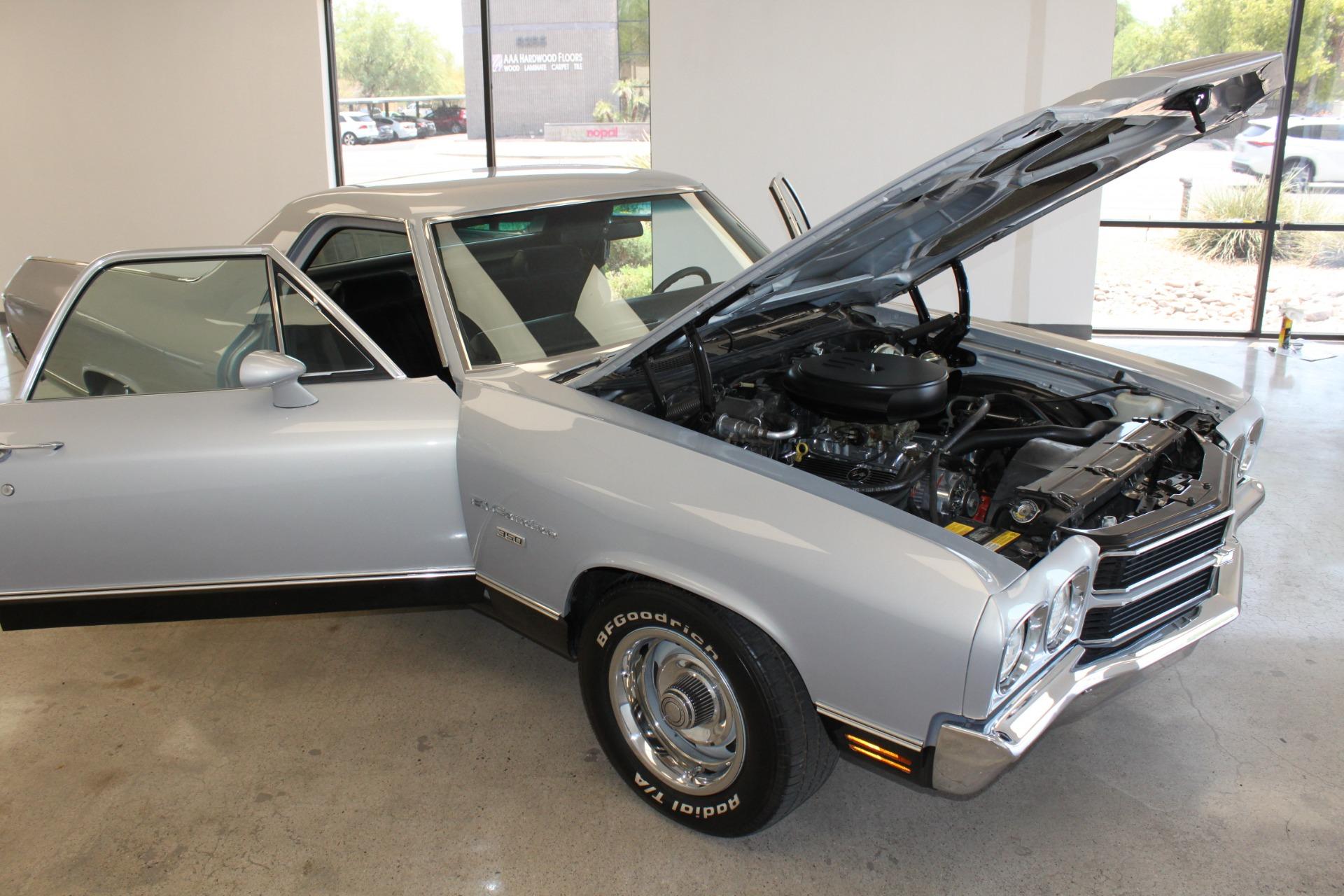 Used-1970-Chevrolet-El-Camino-Custom-350-ci-Tesla