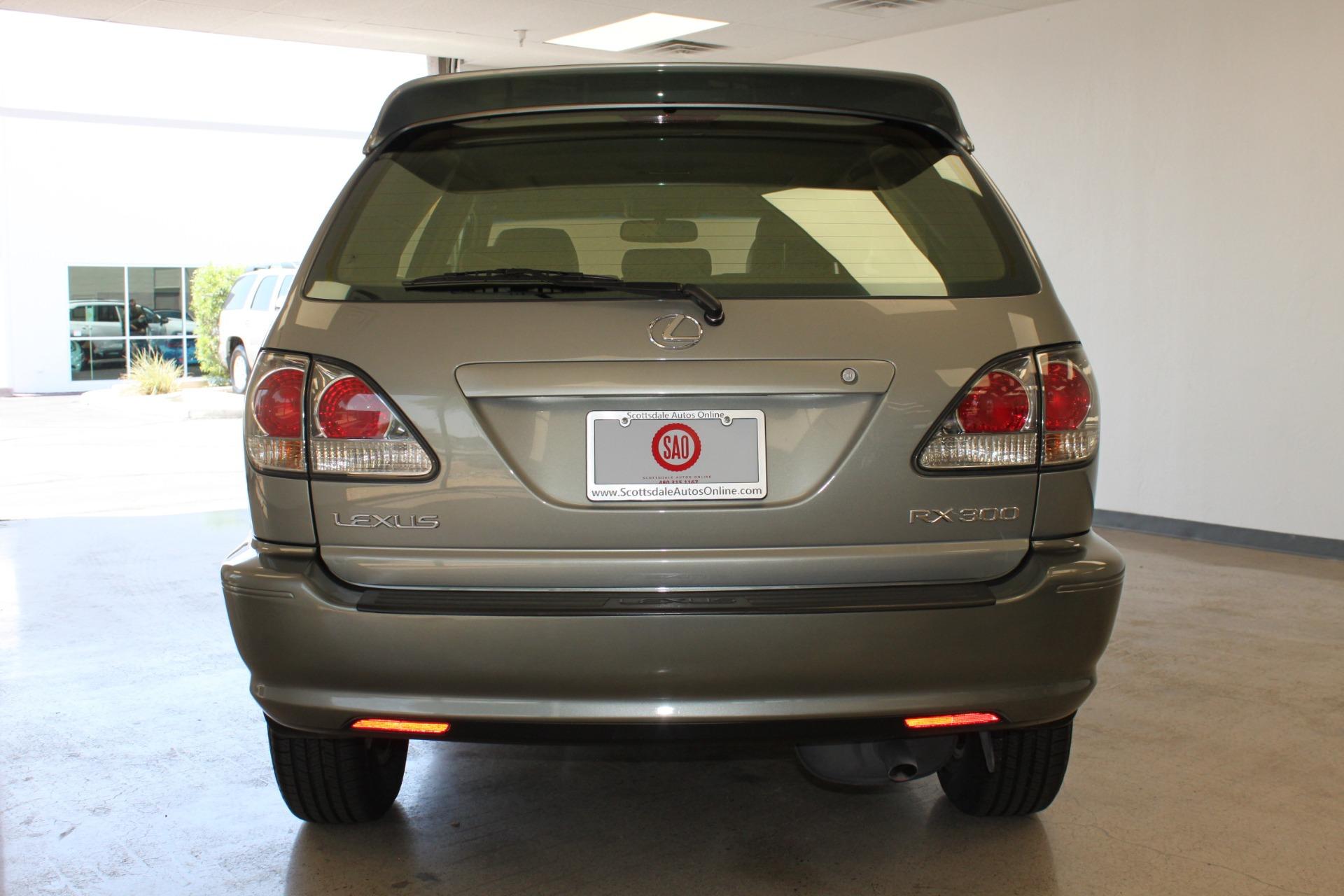 Used-2002-Lexus-RX-300-Mopar