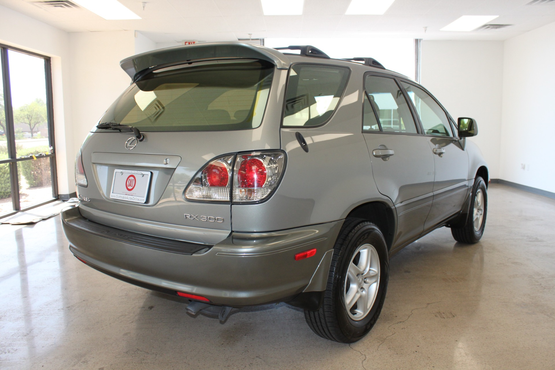 Used-2002-Lexus-RX-300-Classic