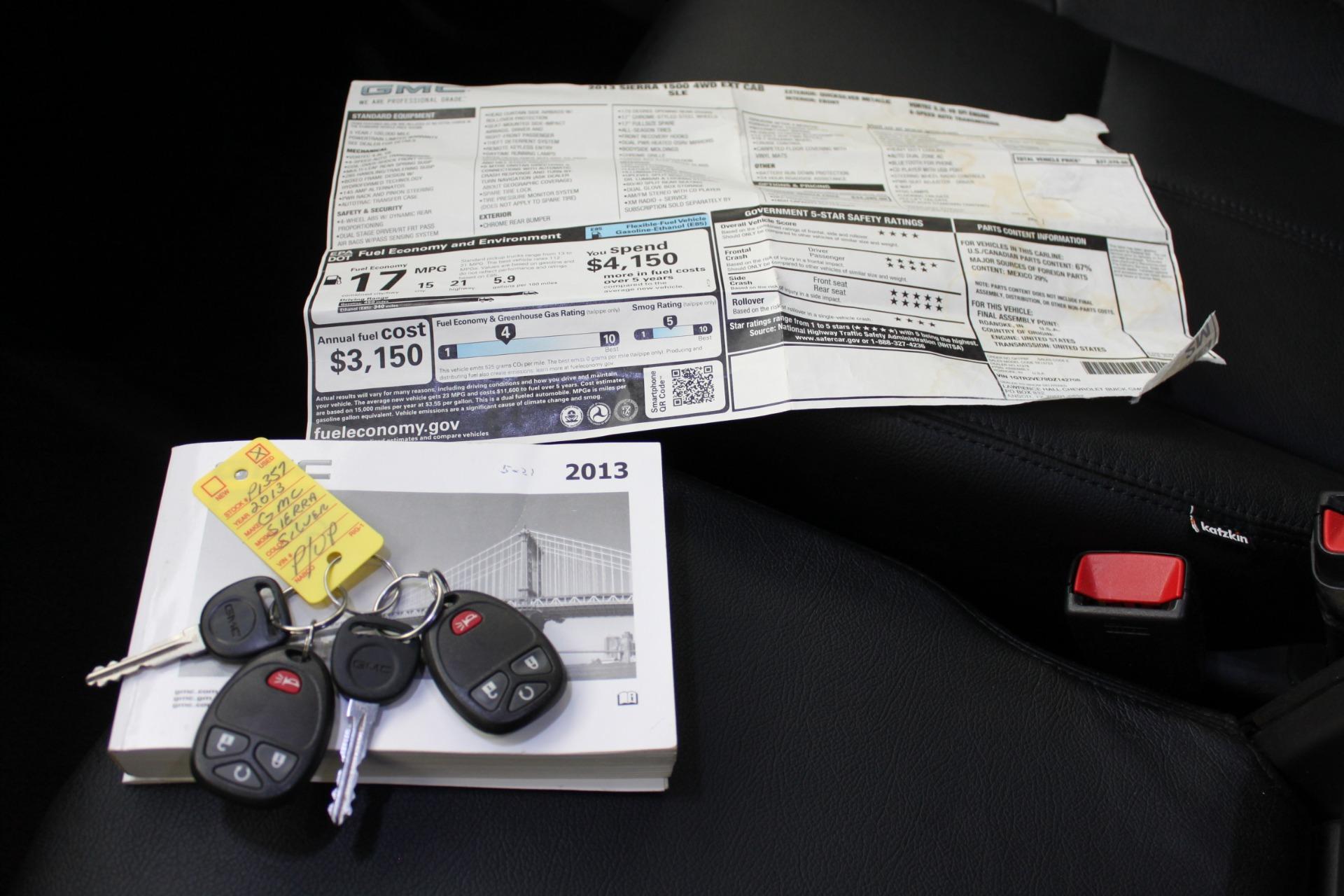 Used-2013-GMC-Sierra-1500-SLE-Z71-4X4-Lexus
