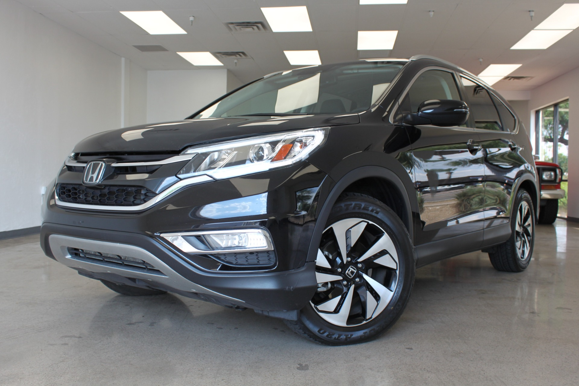 Used 2016 Honda CR-V <span>Touring</span> | Scottsdale, AZ