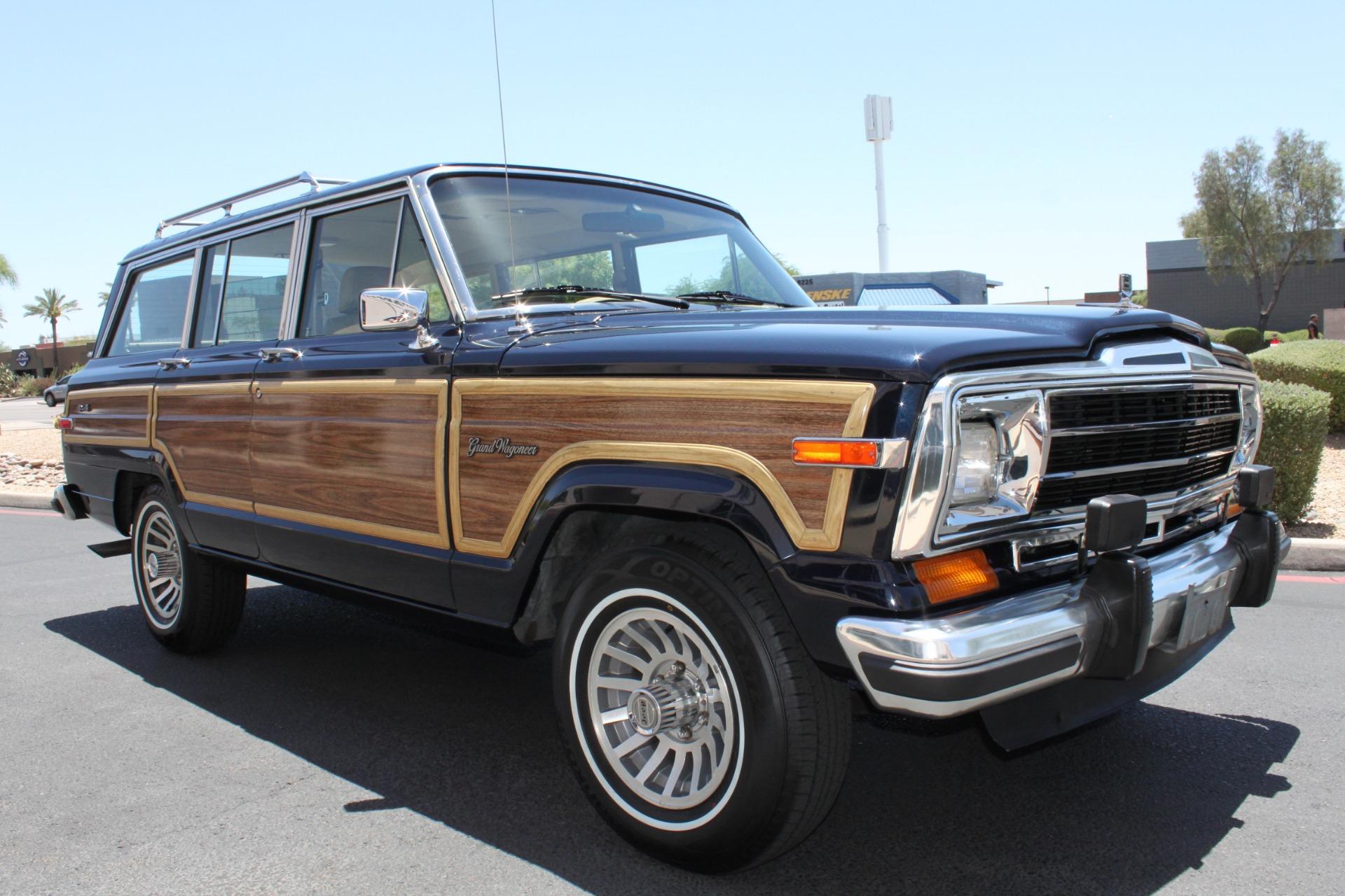 Used-1990-Jeep-Grand-Wagoneer-4X4-Mercedes-Benz
