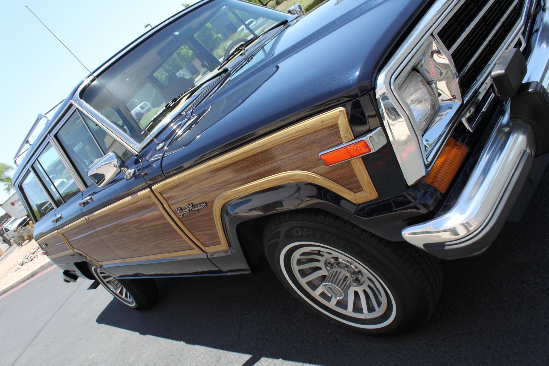 Used 1990 Jeep Grand Wagoneer 4X4 Grand Cherokee