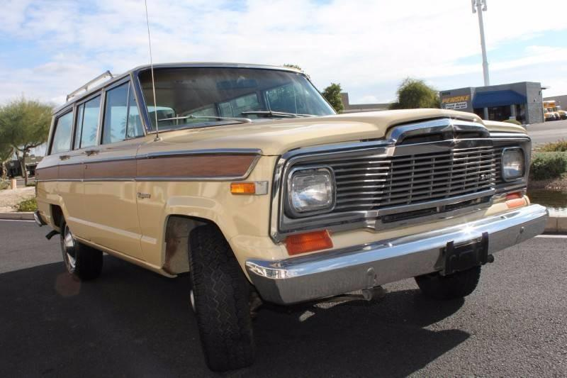 Used-1979-Jeep-Wagoneer-Brougham-4X4-Ferrari-Dealership-Lake-Forest