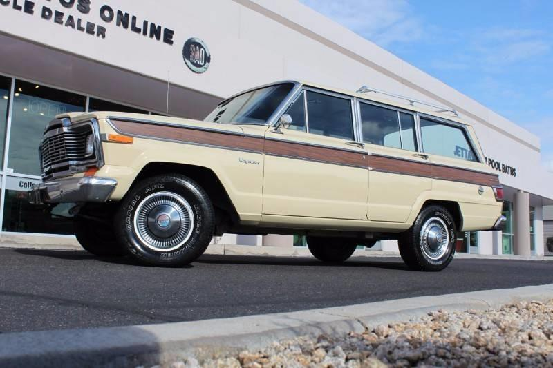 Used-1979-Jeep-Wagoneer-Brougham-4X4-New-Ferrari-Lake-County