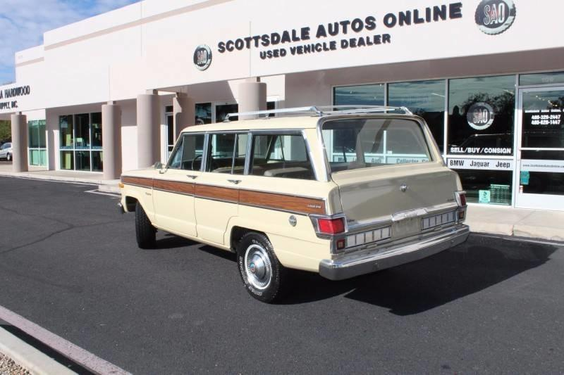 Used-1979-Jeep-Wagoneer-Brougham-4X4-Camaro