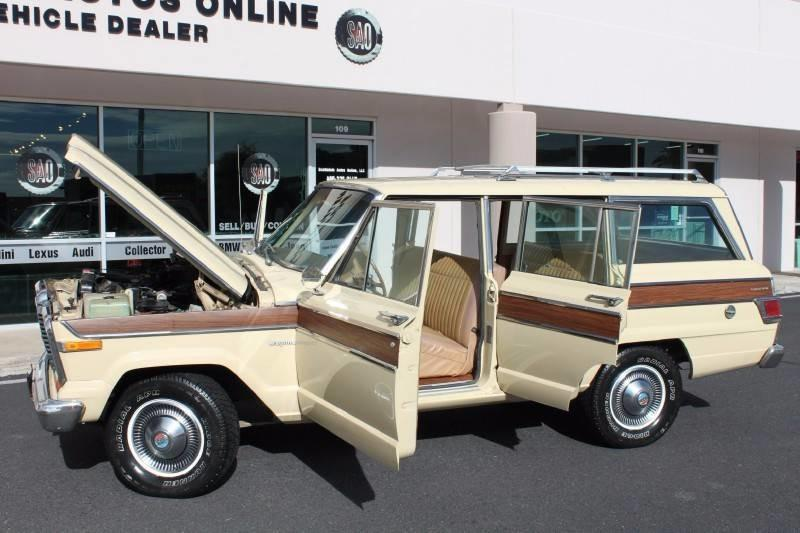 Used-1979-Jeep-Wagoneer-Brougham-4X4